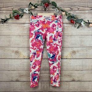 Womens Plus Size 16W Floral Levi's Jeans NWOT